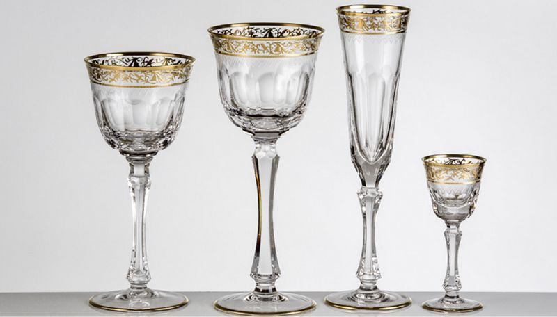 CRISTALLERIE DE MONTBRONN Glasses set Sets of glasses Glassware  |