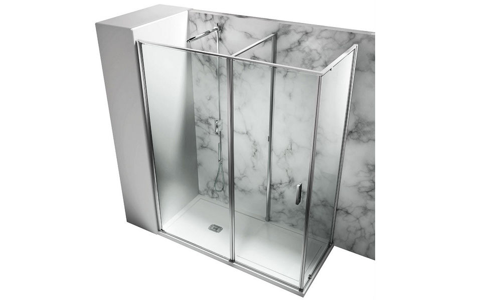 VISMARAVETRO Shower enclosure Showers & Accessoires Bathroom Accessories and Fixtures  |