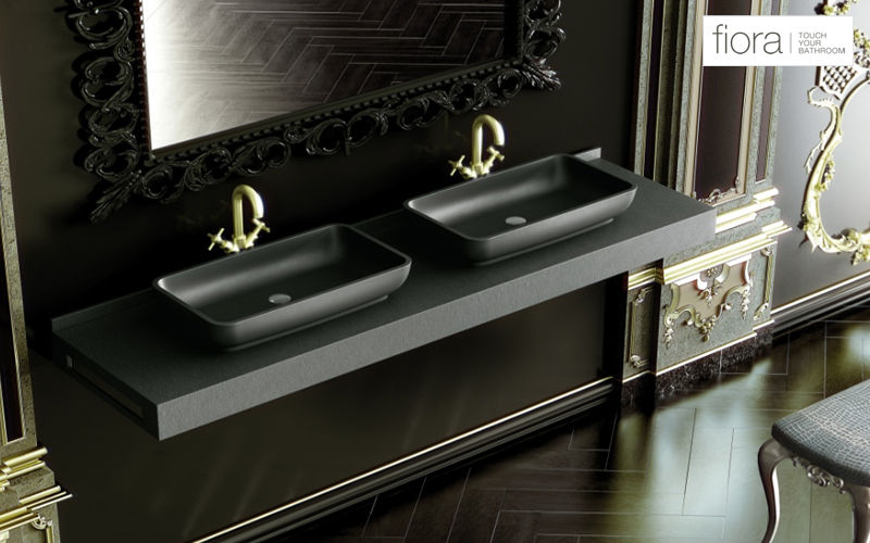 FIORA Freestanding basin Sinks and handbasins Bathroom Accessories and Fixtures  |