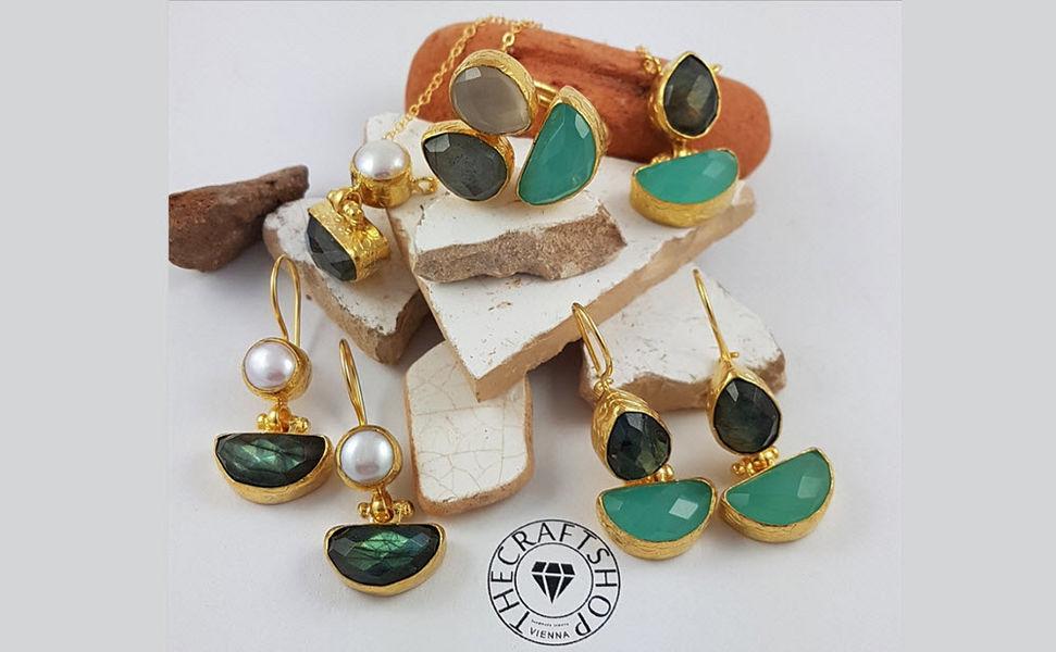 THE CRAFTSHOP MATTHIAS DORBATH Earring Jewelry Beyond decoration   