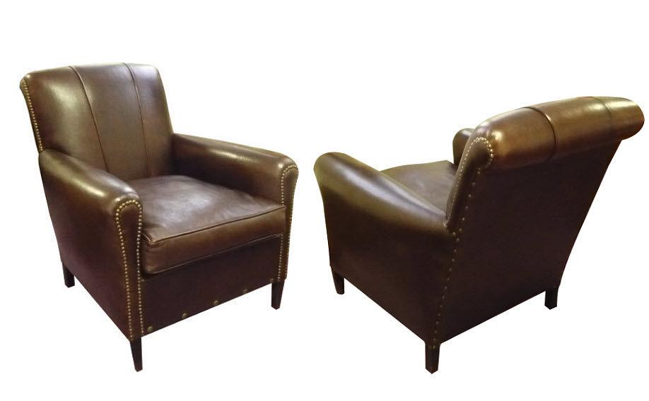 Atelier du club Club armchair Armchairs Seats & Sofas   