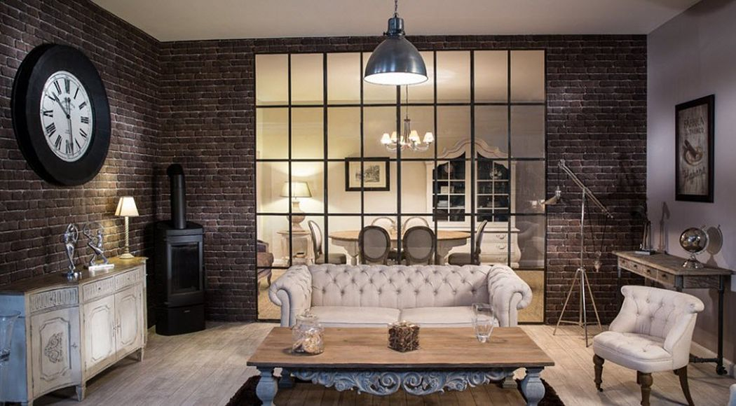 LARUCHE Glass walls for interiors Glass Doors and Windows  |
