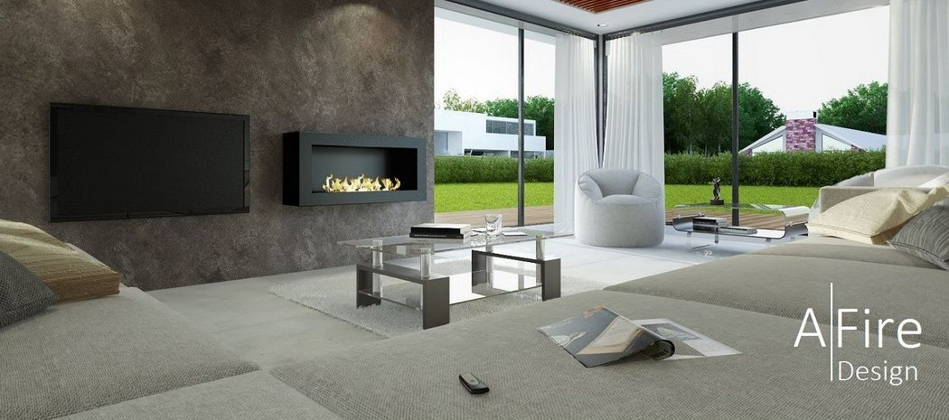 A-FIRE Bioethanol fireplace Fireplaces Fireplace  |