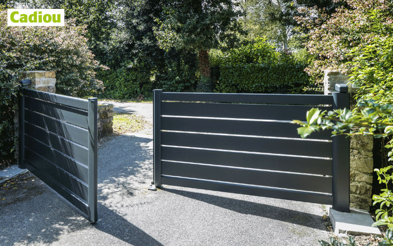 Cadiou Industrie Casement gate Gates and entrances Garden Gazebos Gates...  |
