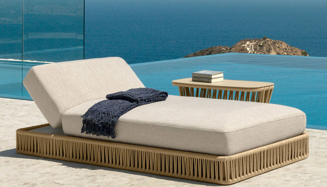 ITALY DREAM DESIGN Sun lounger Garden chaises longues Garden Furniture Garden-Pool | Design Contemporary