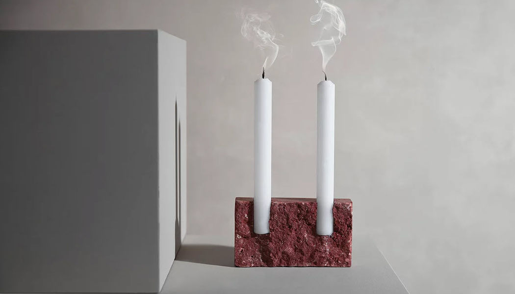 SANNA VÖLKER Candlestick Candles and candle-holders Decorative Items  |