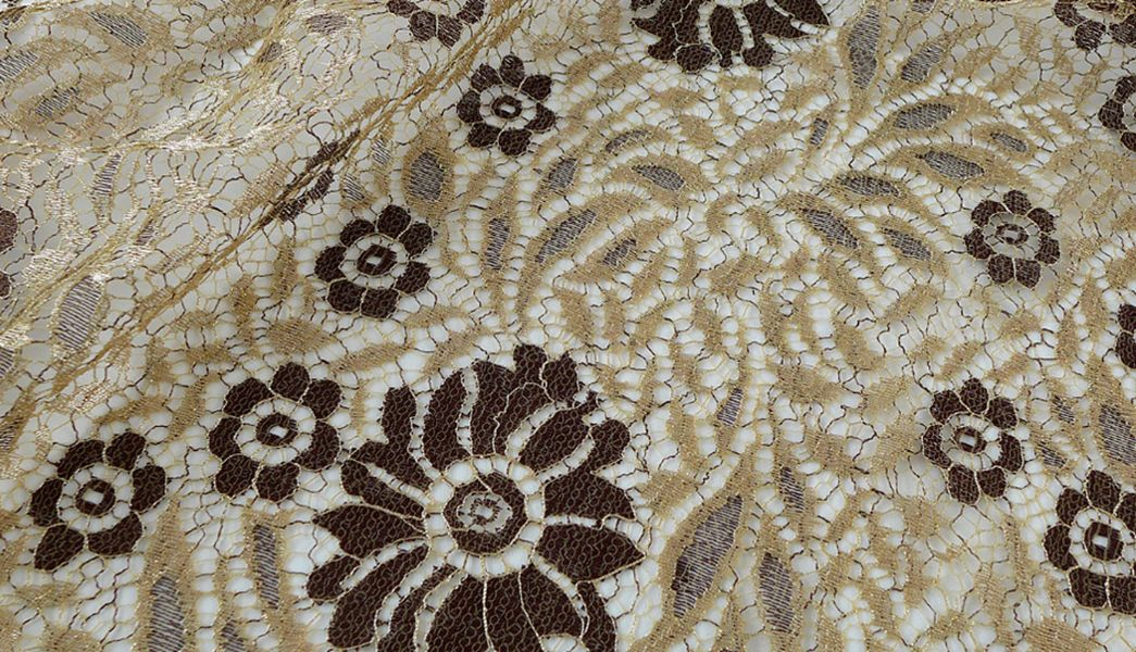HUREL Lace braid Furnishing fabrics Curtains Fabrics Trimmings  |