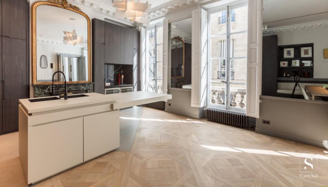 CARRESOL PARQUET Solid parquet Parquet floors Flooring  |