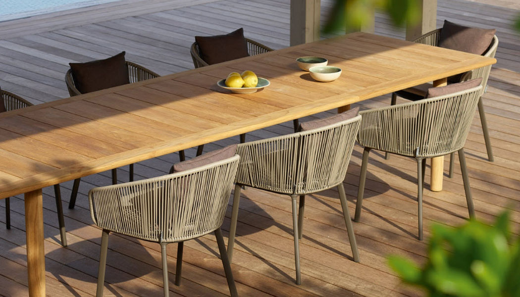 Dedon Garden armchair Outdoor armchairs Garden Furniture   