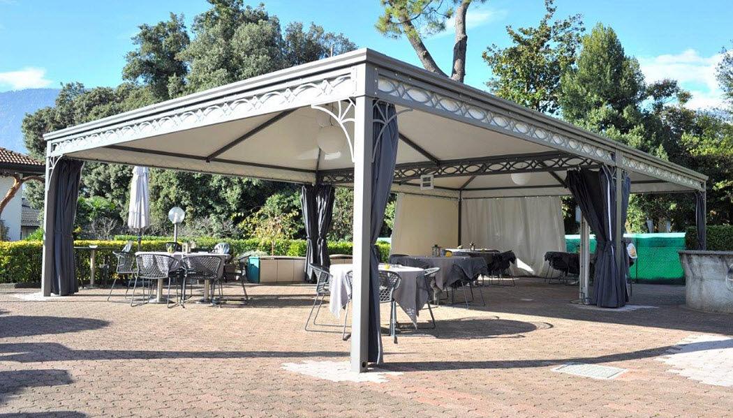 ADAMI TELONI Self-supporting Pergola Huts and gazebos Garden Gazebos Gates...  |