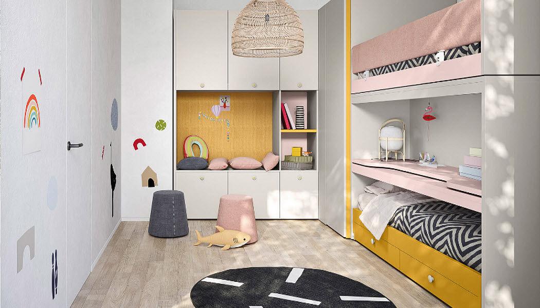HAPPY HOURS Children bunk bed Children's beddrooms Children's corner  |