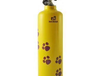 FIRE DESIGN - appareil d'extinction cat - Fire Extinguisher