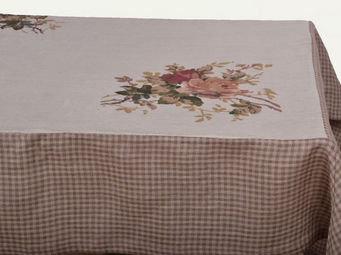 Coquecigrues - nappe lady godiva voile - Square Tablecloth