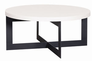 Ph Collection - cross-- - Round Coffee Table