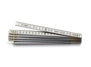 GROUPE CHAMPION -  - Folding Meter Stick