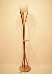 MEUBLES EN MERRAIN - --emergence - Floor Lamp