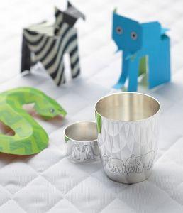Ercuis - elephant - Metal Cup