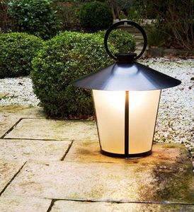 Kevin Reilly Lighting Solar Lantern