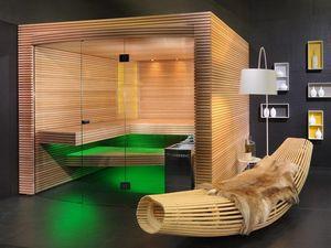Infrared cabin