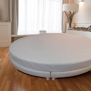 Vosgia Round bed sheet