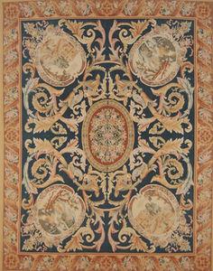 Cna Tapis Aubusson carpet