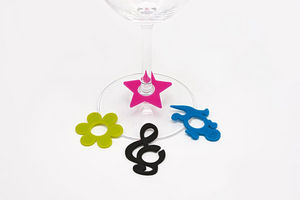 Koala International Wine glass marker