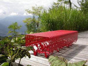 Thomas De Lussac Town bench