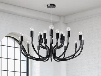 BELIANI - lampe - Chandelier