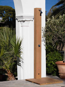 Outdoor shower-Tectona-Eclipse