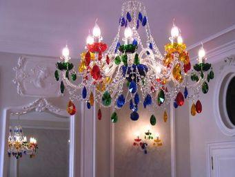 Chandeliers & Hanging lamps