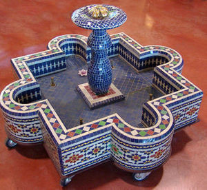 Decoracion Andalusia -  - Outdoor Fountain