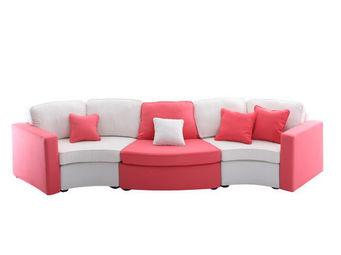 Miliboo - u2y3 canape vague ar1 - Adjustable Sofa