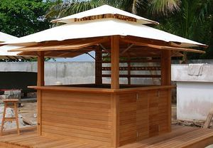 Honeymoon - ti-bar - Outdoor Kitchen