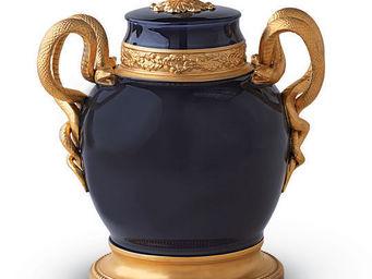 L'OBJET - serpent urn limited edition - Covered Vase