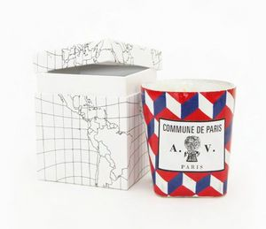 Astier De Villatte - commune de paris - Scented Candle
