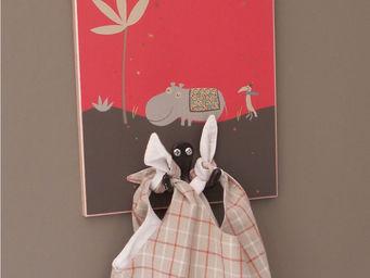 ICI LA TERRE - patère enfant simple pampa - Children's Clothes Hook