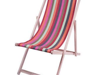 Artiga - toile capbreton pour chilienne 118x42cm - Deck Chair