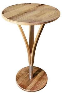 MEUBLES EN MERRAIN - mange debout emergence - Bar Table