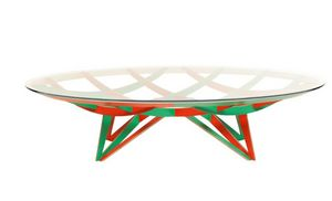 Meritalia - opera - Oval Coffee Table