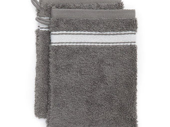Jean Vier - grand hôtel inversé gris lapin - Bath Glove