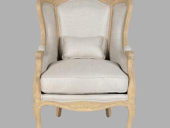 BLANC D'IVOIRE - heloise - Armchair With Headrest