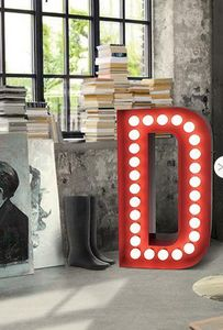 DELIGHTFULL - lumineuse - Decorative Number