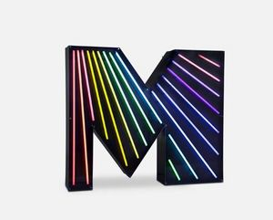DELIGHTFULL - m - Decorative Number