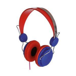 La Chaise Longue - casque stéréo street violet - A Pair Of Headphones