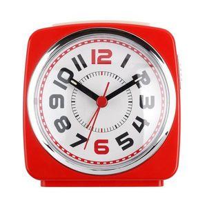 La Chaise Longue - réveil boston rouge - Alarm Clock