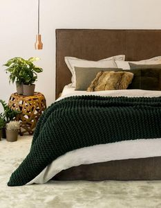 LUIZ - leaves - Coverlet / Throw