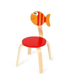 Scratch - fish maurice - Children's Chair