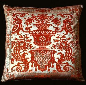 Andre du Dauphiné by Art & Decor -  - Square Cushion