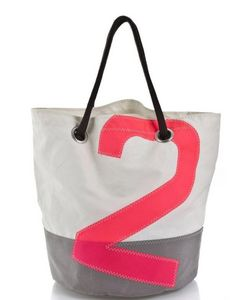 727 SAILBAGS - big 2 - Beach Bag