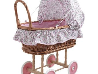 Aubry-Gaspard - berceau jouet fille - Doll Stroller